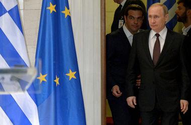 Греческие СМИ назвали провальным визит Путина