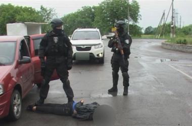 Под Одессой задержали банду жестоких грабителей
