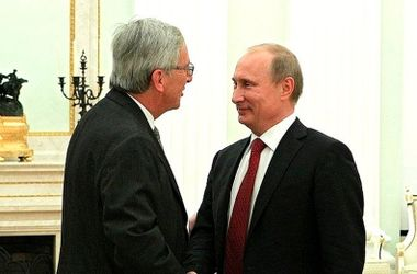 В Кремле подтвердили встречу Юнкера и Путина