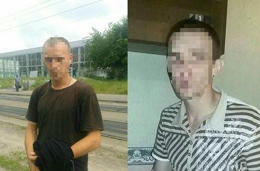 В Киеве на одной улице в течение дня поймали двух грабителей