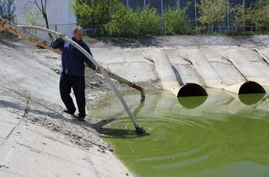 В Крыму пожаловались на погоду и теперь надеются только на водохранилища