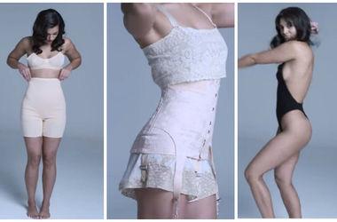 Как это было: эволюция нижнего белья за последние 100 лет