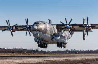 """Видеохит: восстановленный Ан-22 """"Антей поднялся в небо"""