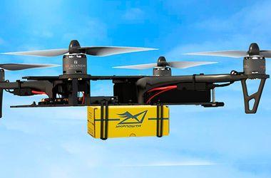 """""""Укрпочта"""" протестирует дроны для доставки посылок"""