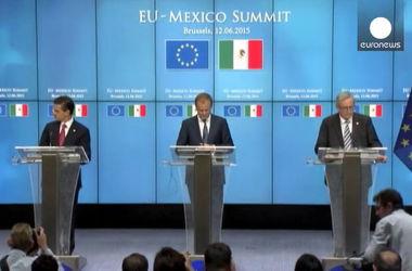 ЕС и Мексика ведут переговоры о новом торговом соглашении