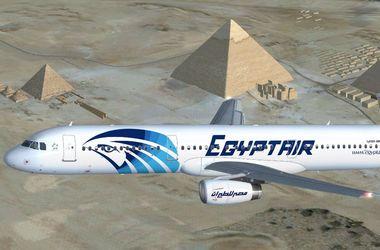 В Каире из-за сообщения о бомбе задержали рейс EgyptAir