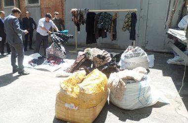 В Сумской области полиция задержала контрабанду меха на $1 млн