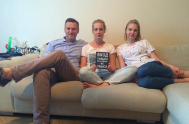 В квартире Навального провели первый в России обыск по делу о клевете