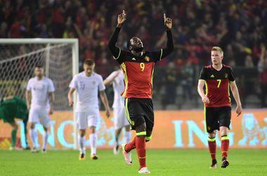 Сборная Бельгии едва не проиграла Финляндии в товарищеском матче