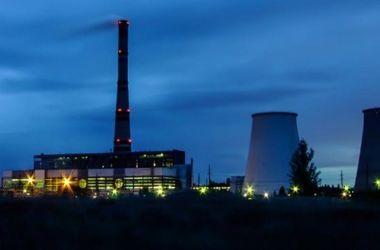 В Киеве горела ТЭЦ-6: часть левого берега осталась без света