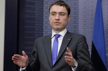 Россия подрывает безопасность не только в Украине, но и в Сирии, и странах Балтии – премьер Эстонии