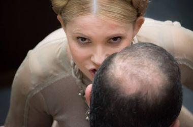 Тимошенко снова заплела косу