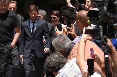 """Лео Месси предстал перед судом: """"Я просто играл в футбол"""""""