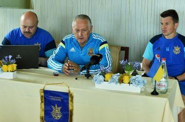 Михаил Фоменко рассказал, почему не оставил в сборной Олега Гусева