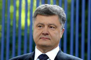 Порошенко заявляет о начале обсуждения перспективы развертывания полицейской миссии ОБСЕ на Донбассе