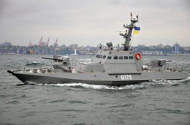 Под Одессой испытали два новых артиллерийских катера для ВМС