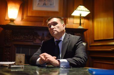 Есть конкретные условия для отмены санкций против РФ - Климкин
