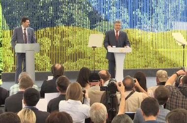 Порошенко назвал одно из главных своих достижений за время президентства