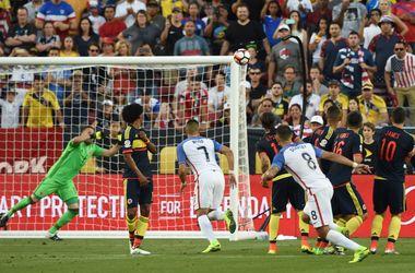 Стартовал Кубок Америки-2016: сборная США уступила Колумбии