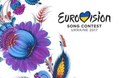 Петриковскую роспись соединили с символикой Евровидения