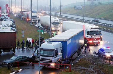 У украинских автоперевозчиков в Турции возникли проблемы