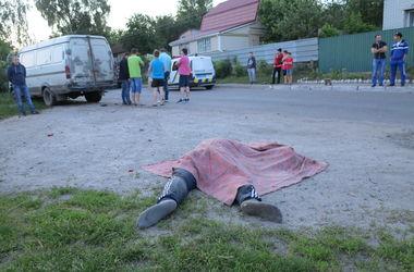 Смертельное ДТП по Киевом: мотоцикл разорвало на части