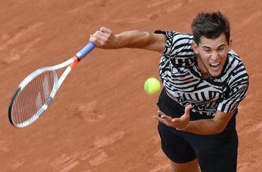 Доминик Тим впервые попал в топ-10 рейтинга теннисистов