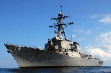 """Ракетный эсминец ВМС США """"Портер"""" вошел в Черное море – СМИ"""