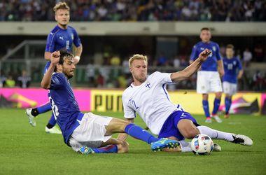 Сборная Италии обыграла Финляндию в товарищеском матче