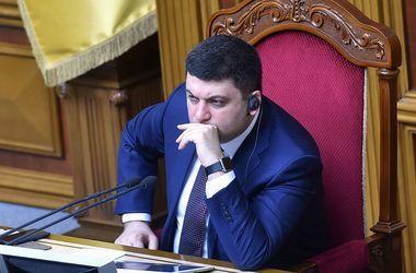 Гройсман разочарован тем, как в Украине ремонтируют дороги