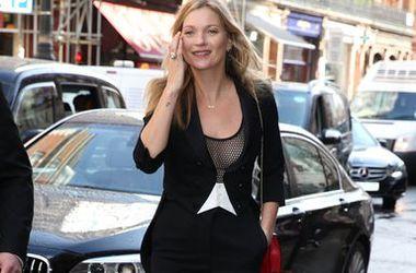 Кейт Мосс снялась для Vogue вместе с дочерью (фото)