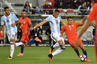 Аргентина без Месси обыграла действующего победителя Кубка Америки
