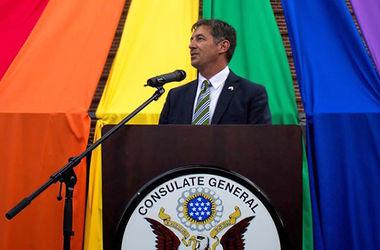 США призывают Киев обеспечить права ЛГБТ-сообщества