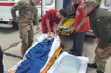 В Одессу прибыл самолет с ранеными бойцами: парням со страшными ранениями нужна помощь