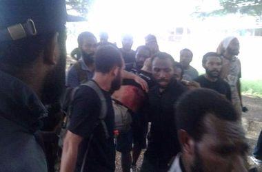 Полиция Новой Гвинеи расстреляла студентов