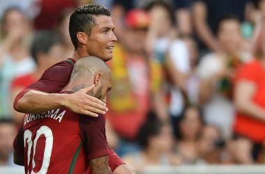 Сборная Португалии забила семь мячей эстонцам