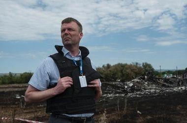 Хуг напомнил функции ОБСЕ на Донбассе
