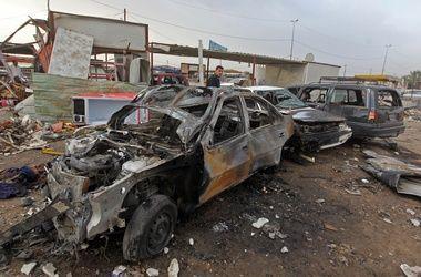 Двойной теракт в Багдаде: погибли 25 человек
