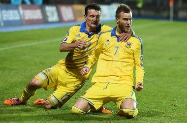 Андрей Ярмоленко вошел в топ-20 лучших игроков Евро-2016