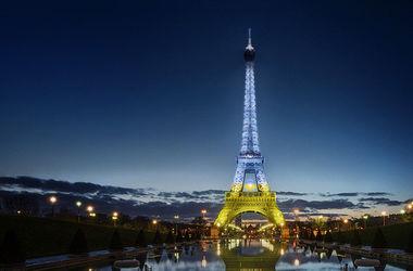 Пользователи twitter смогут менять подсветку Эйфелевой башни после матчей Евро-2016