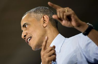 Обама официально поддержал Хиллари Клинтон как кандидата от демократов