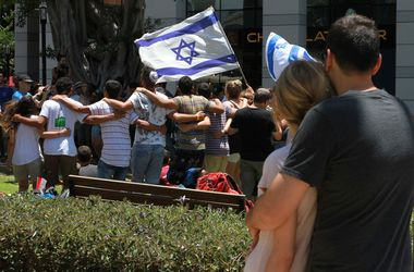 В Израиле задержан соучастник вчерашнего теракта в Тель-Авиве