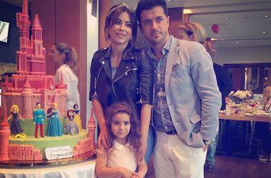 Ани Лорак пригласила на день рождения дочери Стаса Михайлова и Филиппа Киркорова (фото)