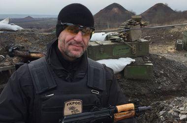 Шкиряк срочно отправился на Донбасс