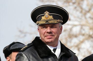 ГПУ вызывает командующего Черноморским флотом РФ Витко на допрос
