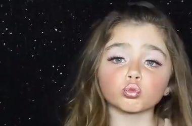 Миленькая девочка видео фото 540-665