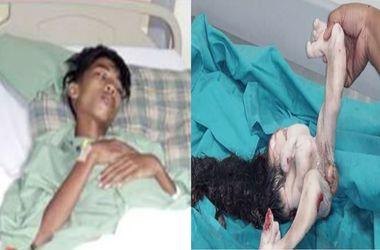 <p><span>Сейчас подросток все еще находится в больнице.</span>Фото: youtube.com</p>