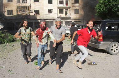 На юге Дамаска взорвалась бомба