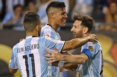 Аргентина разгромила Панаму на Кубке Америки