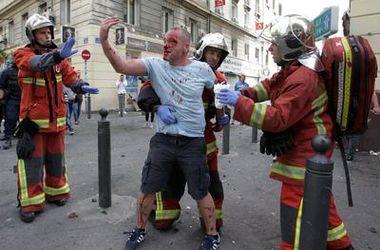 Российские фанаты устроили кровавое побоище во Франции: соцсети шумят